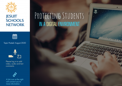 Protecting Students in a Digital Environment